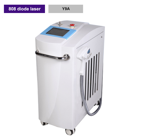 Newest 808nm Diode Laser Hair Removal Machine For Beauty Salon Y9A