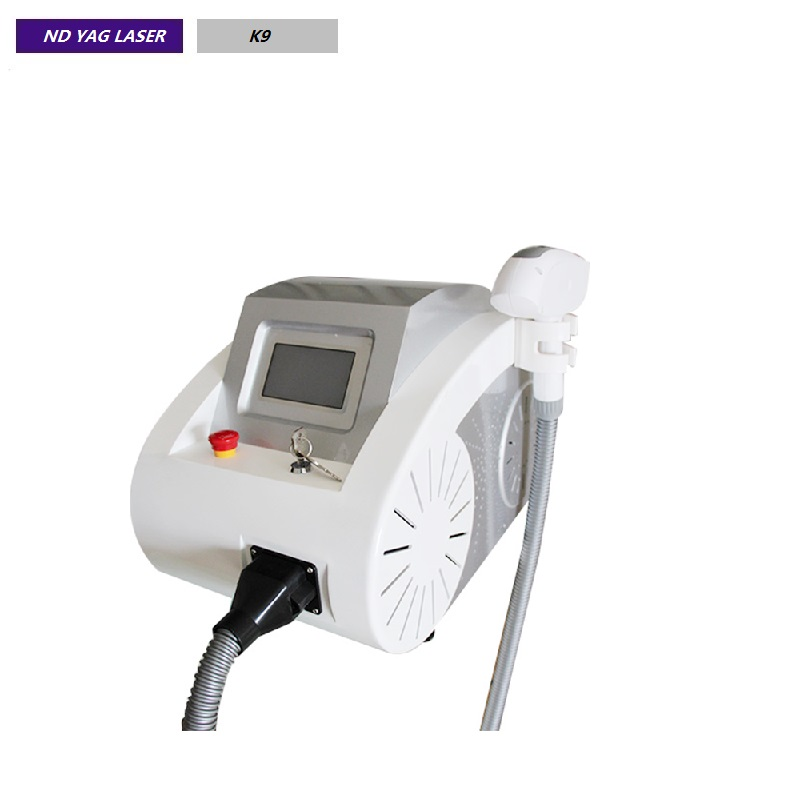 Powerful nd yag laser korea tattoo removal K9