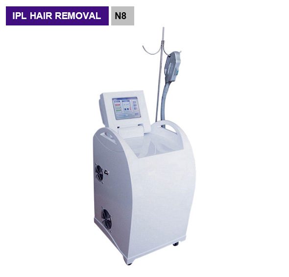 OPT SHR IPL Hair Removal and skin rejuvenation Machines N8