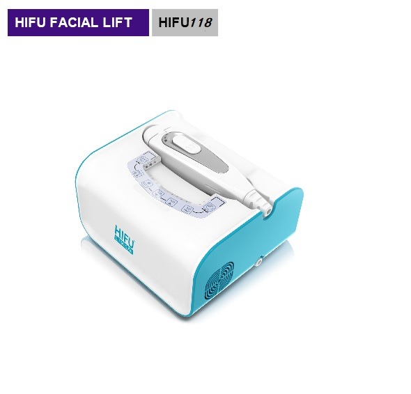 HF118 Portable wrinkle removal HIFU beauty equipment