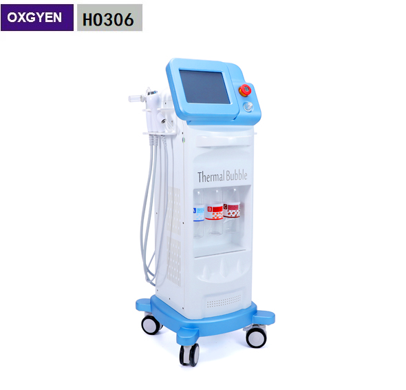Portable Oxygen Facial Whitening Oxygen Injection Machine Skin Rejuvenation HO306