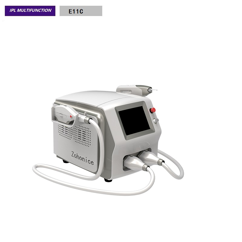 2000W Portable Laser Tattoo Remover DPL IPL Hair Removal Salon Use Beauty Machine E11C