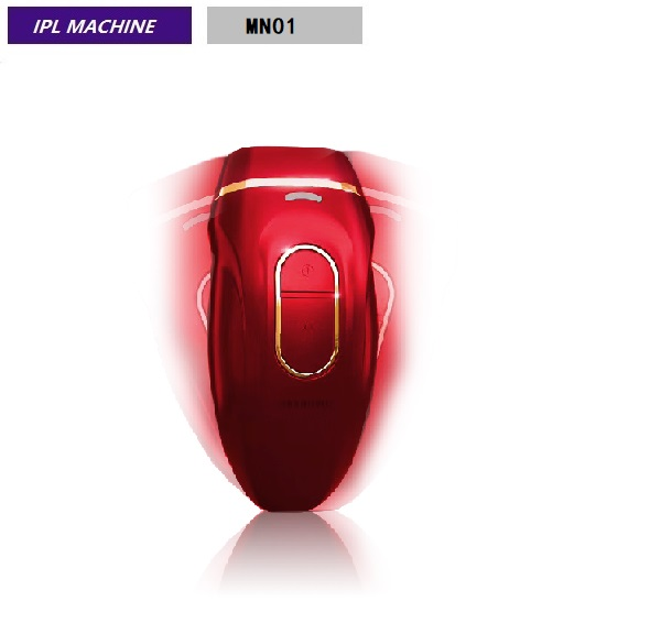 Portable Home Women  Hair Removal Machine perosonal use mini ipl  MN01