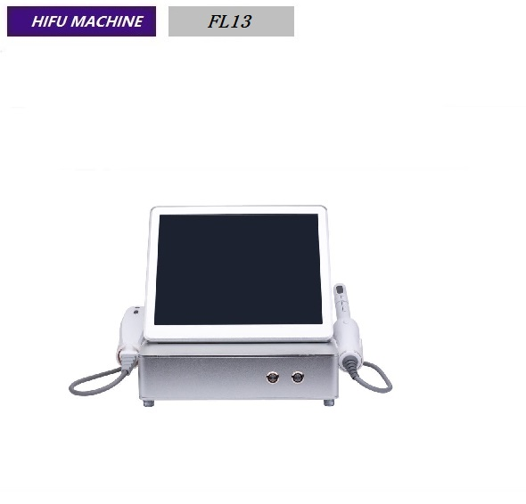 Portabel 4D hifu liposonix facial lifting body slimming for clinic beauty device FL13A
