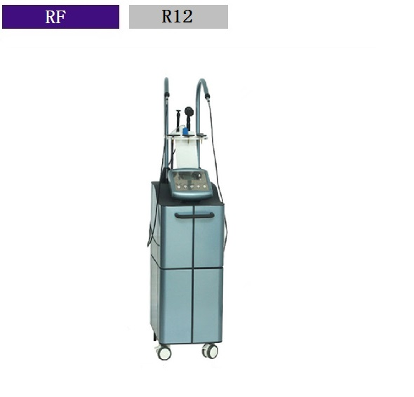Monopolar 10Mhz RF Beauty Equipment With High Frequency For Beauty Salon R12