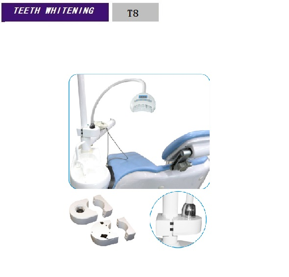 460nm - 530nm Teeth Whitening Machine Portable With Blue Light T8
