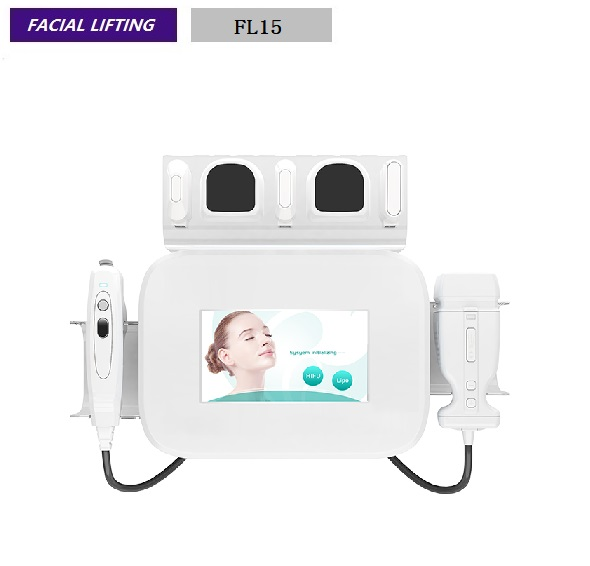 2 In 1 Portable Focus Ultrasound Hifu Liposonix Beauty Machine FL15