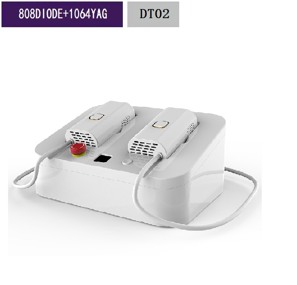 808nm Diode Laser Home Use Hair Removal Skin Care-DT02