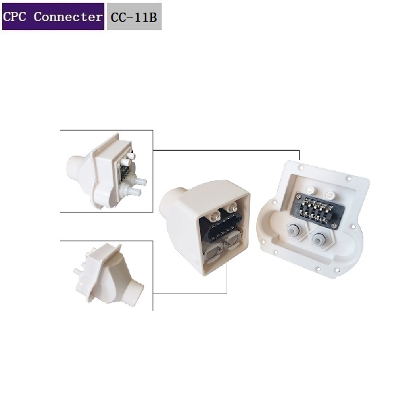 Effective YAG Machine CPC Plug And Unplug Connector CC-11B