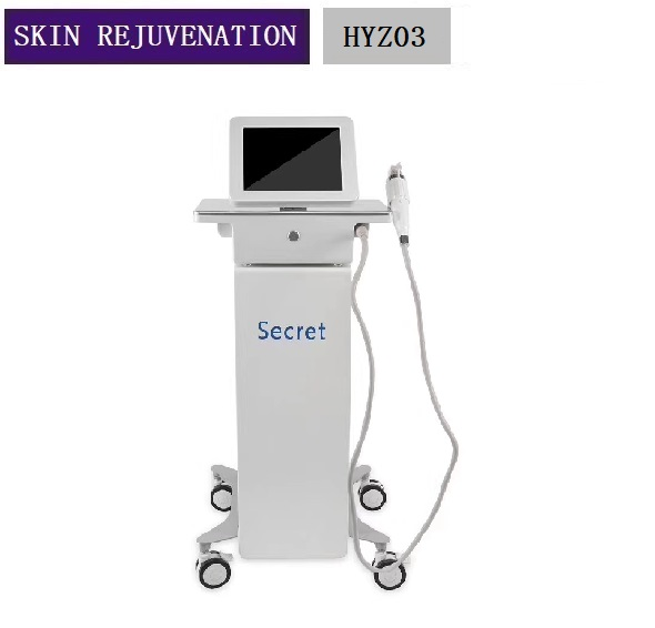 Radio Frequency Microcrystal Multi-Functional With Desktop Beauty Machine HYZ03